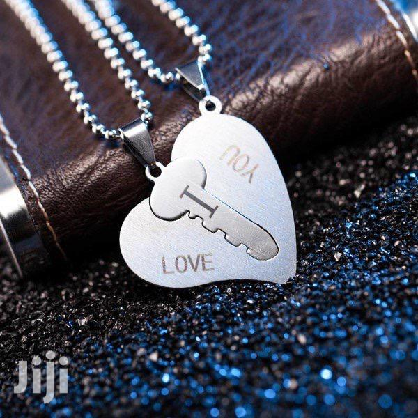 Archive: Couples Valentine'S Day Anniversary Gift Necklace Chain