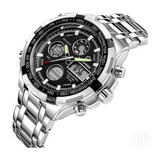 GOLDENHOUR Business/Fashion Men Quartz Watch Date Display