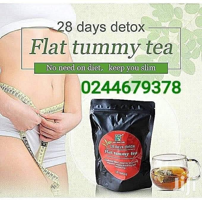 Flat Tummy Tea | Vitamins & Supplements for sale in East Legon, Greater Accra, Ghana