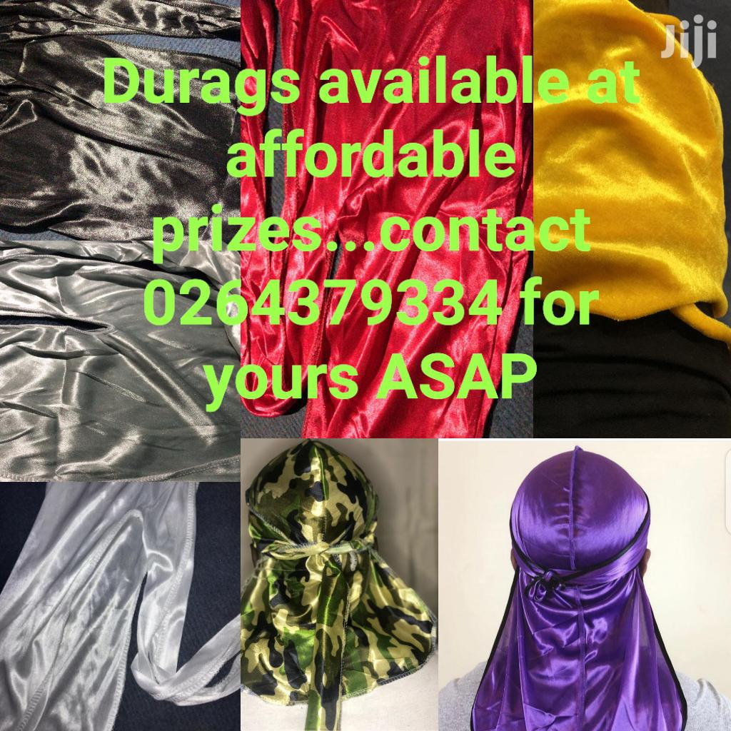 Archive: Affordable Durags