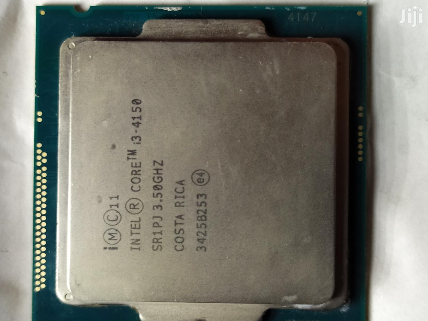 CORE I3 4th Gen. CPU For Sale | Computer Hardware for sale in Darkuman, Greater Accra, Ghana