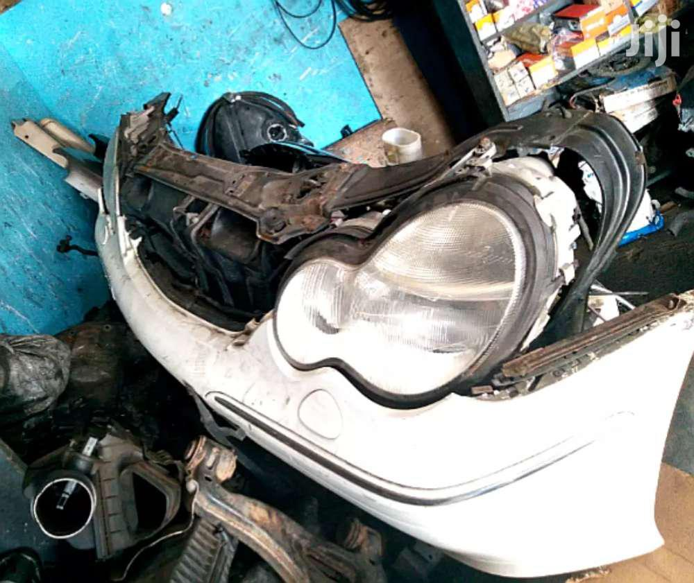 Mercedes Benz W 203 Front Cut | Vehicle Parts & Accessories for sale in Ga West Municipal, Greater Accra, Ghana