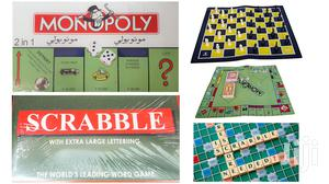 Monopoly + Scrabble + Chess | Books & Games for sale in Greater Accra, Osu