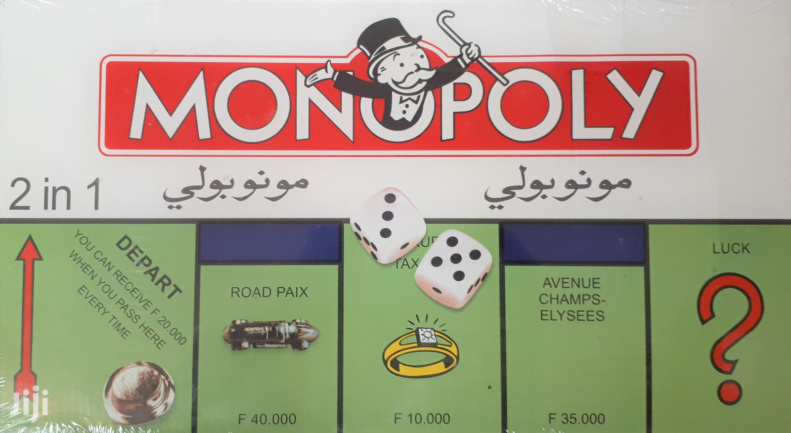 Monopoly + Scrabble + Chess | Books & Games for sale in Osu, Greater Accra, Ghana