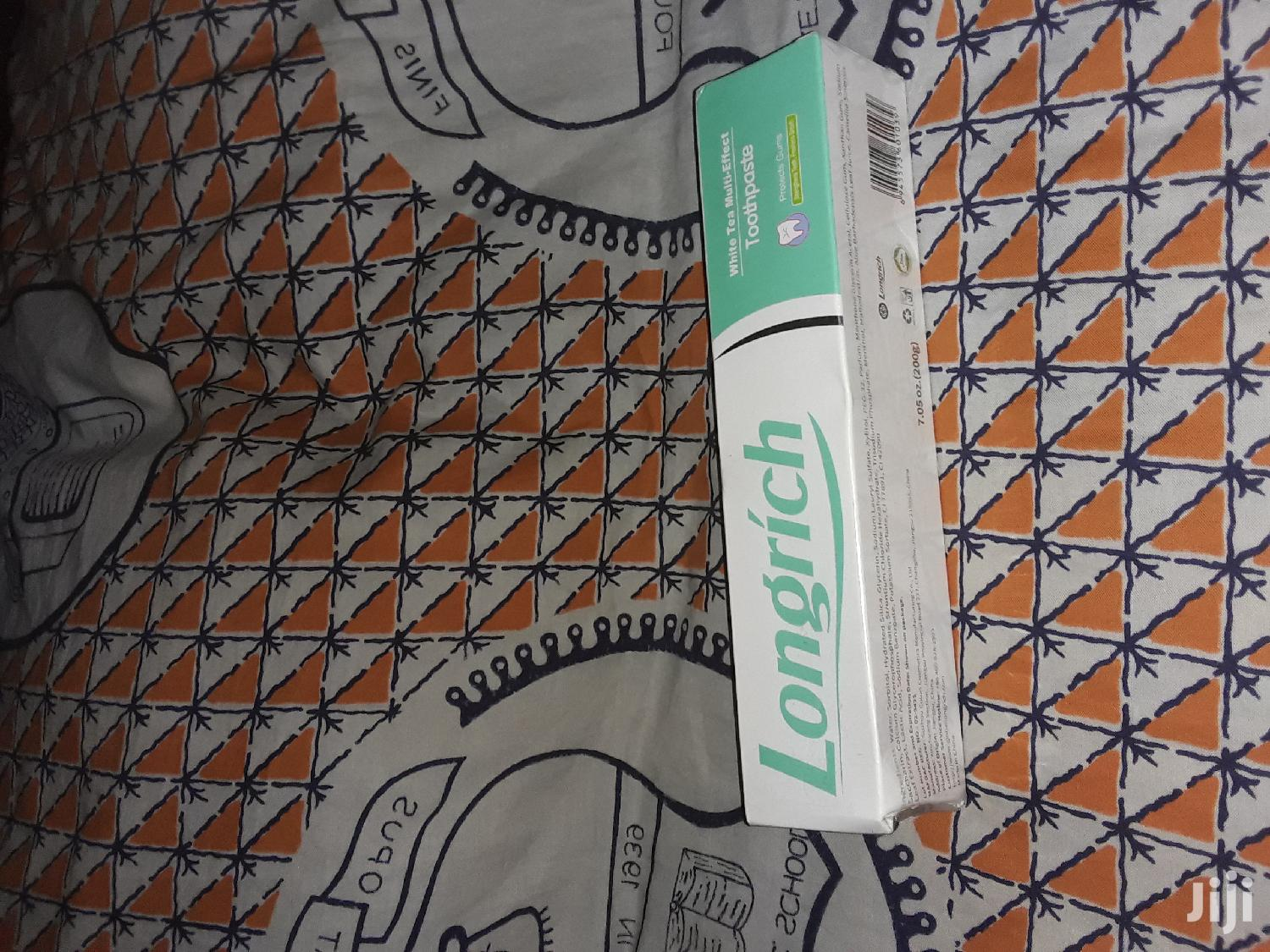 Longrich Toothpaste | Bath & Body for sale in Ga East Municipal, Greater Accra, Ghana