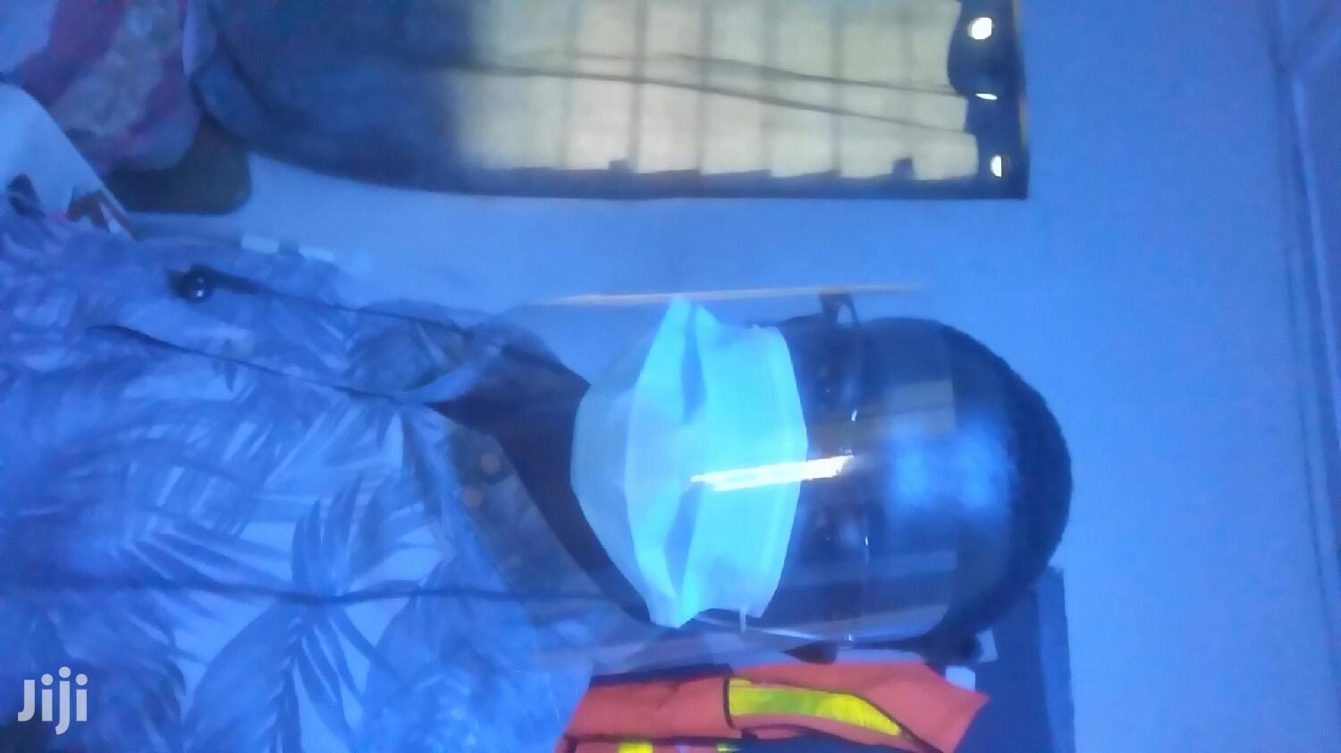 Spectacle Face Shield With Nose Mask | Safety Equipment for sale in Achimota, Greater Accra, Ghana