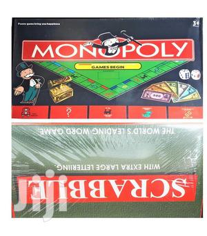 Monopoly + Scrabble | Books & Games for sale in Greater Accra, Osu