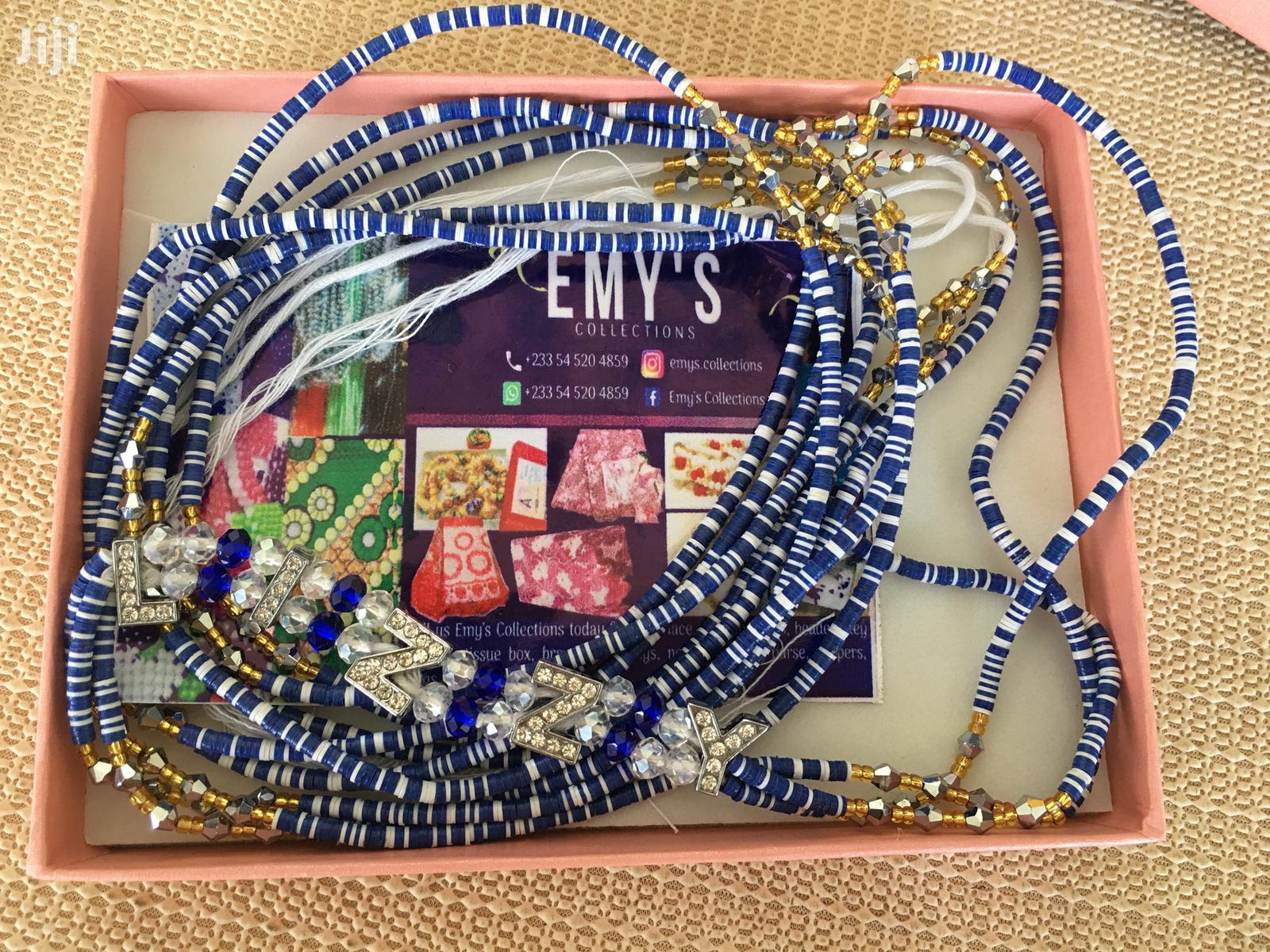 Customized Waist Beads