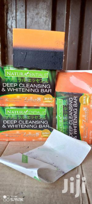 Natural Deep Cleansing & Whitening Soap