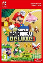 Super Mario Deluxe For Nintendo Switch   Video Games for sale in Greater Accra, Osu
