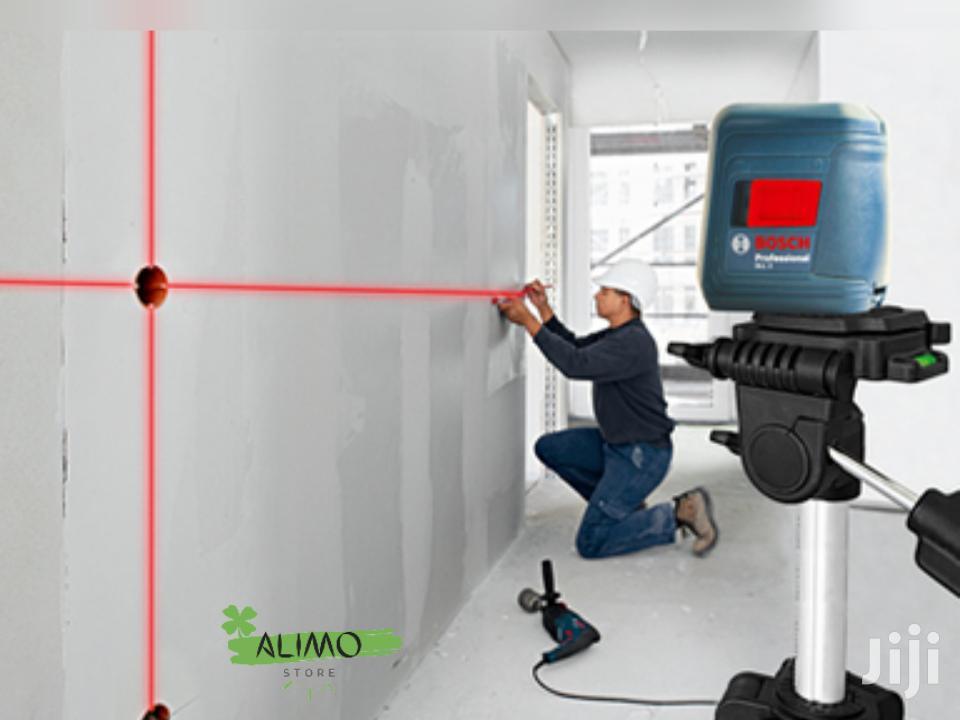 Bosch Self-Leveling Cross-Line Laser (GLL 2)