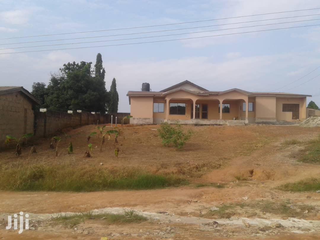 Archive: 5 Bedrooms House, Atonsu Esereso