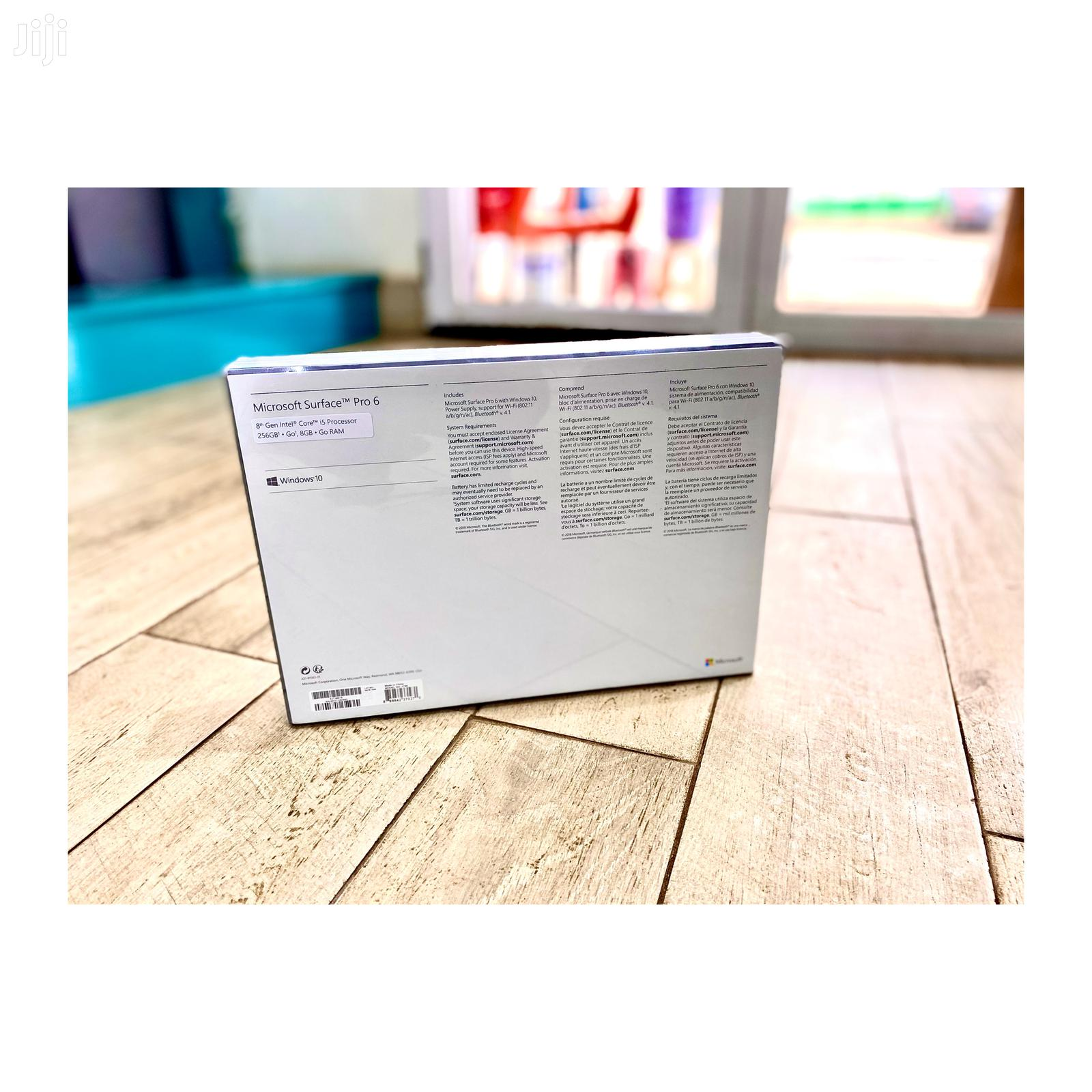 New Microsoft Surface Pro 256 GB Black | Tablets for sale in Roman Ridge, Greater Accra, Ghana