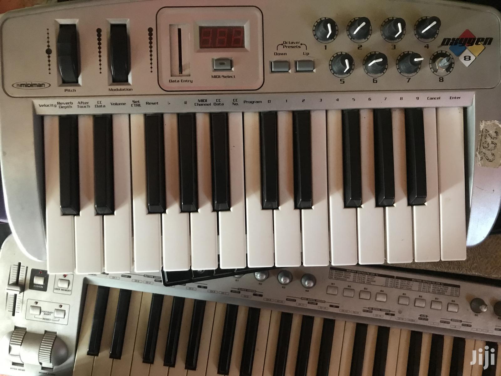 Oxygen 8 Midi Keyboard | Musical Instruments & Gear for sale in Dansoman, Greater Accra, Ghana