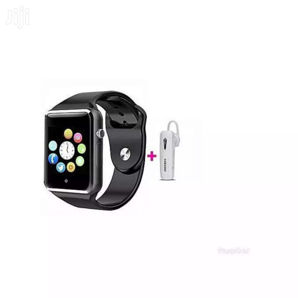 Archive: A1 Smart Watch + Bluetooth Device