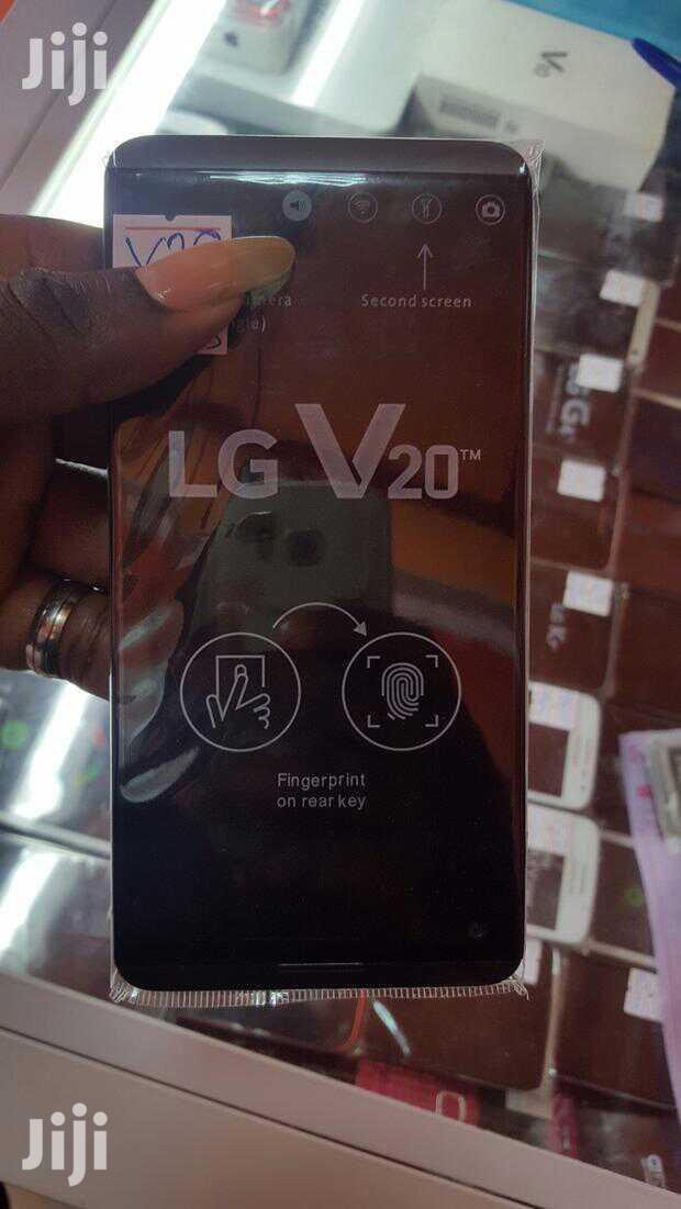 Archive: New LG V20 64 GB