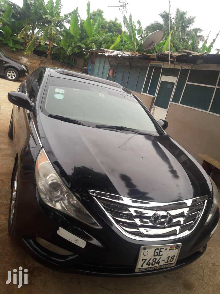 Hyundai Sonata 2012 Black   Cars for sale in Accra Metropolitan, Greater Accra, Ghana