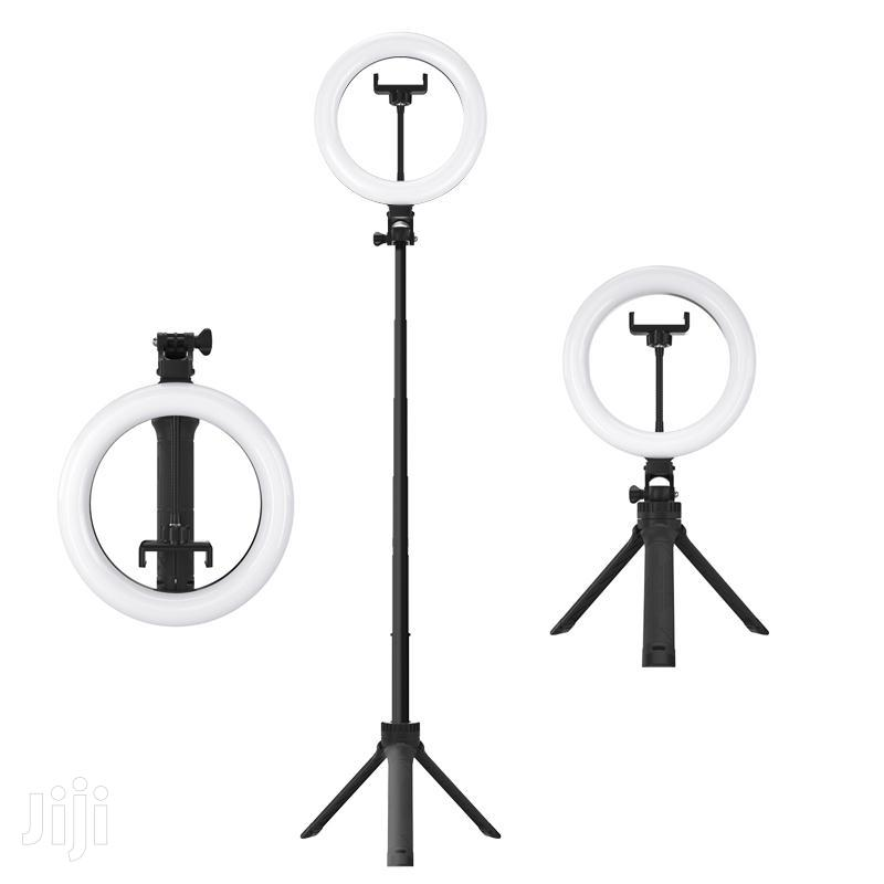 Selfie Light Tripod Mobile Phone Holder Stands | Accessories & Supplies for Electronics for sale in South Labadi, Greater Accra, Ghana