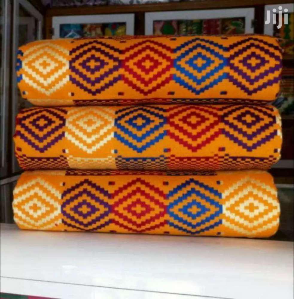 Beautiful Latest Bawumia Kente