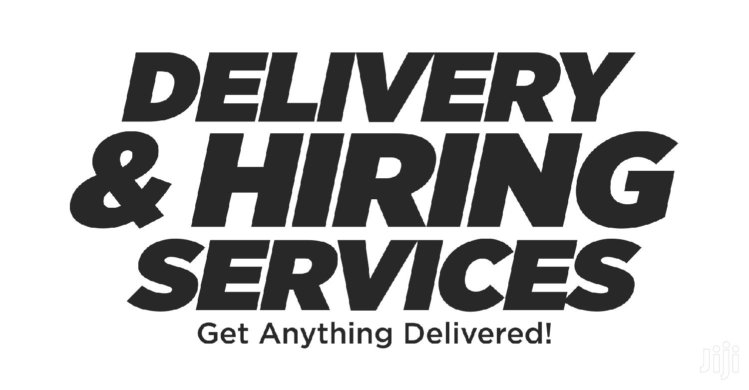 Hiring & Delivery Services | Logistics Services for sale in Tema Metropolitan, Greater Accra, Ghana
