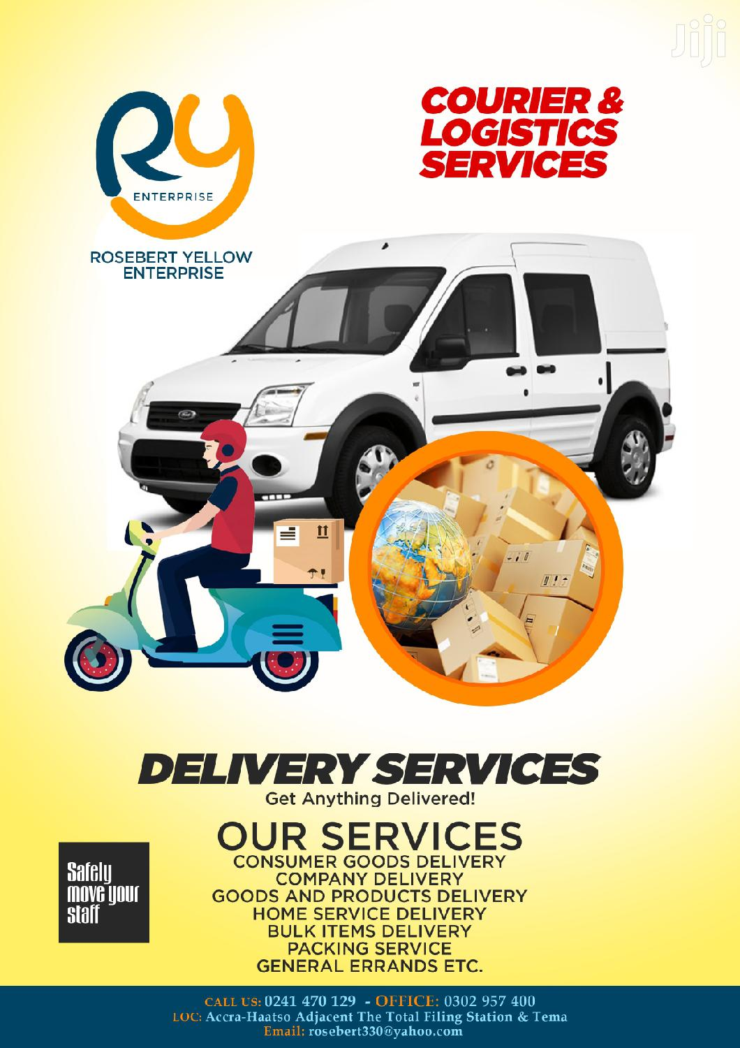 Hiring & Delivery Services
