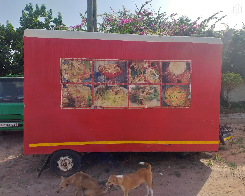 Mobile Vending Food Catering Trailer For Target Marketing