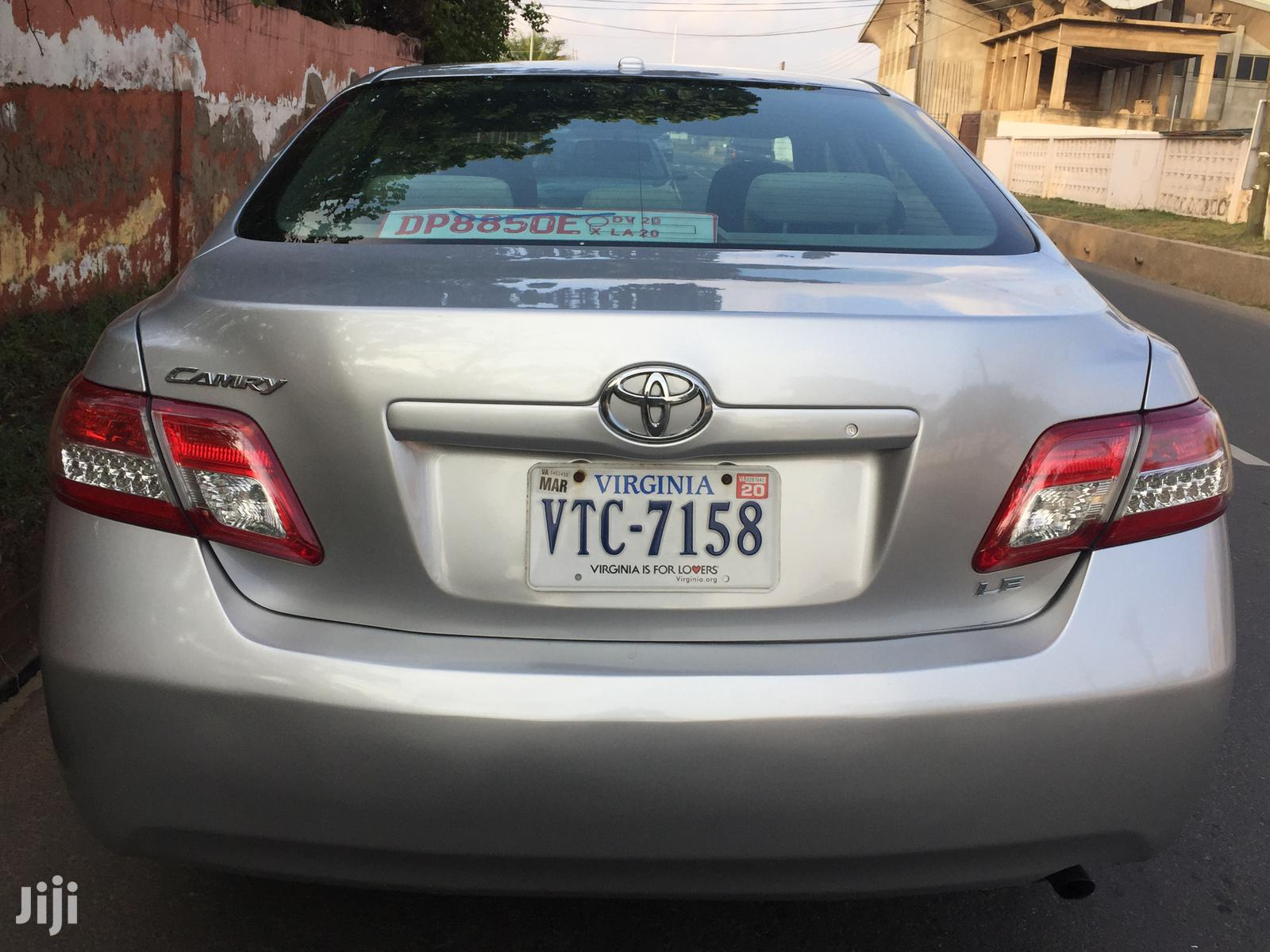 New Toyota Camry 2011 Silver | Cars for sale in Achimota, Greater Accra, Ghana