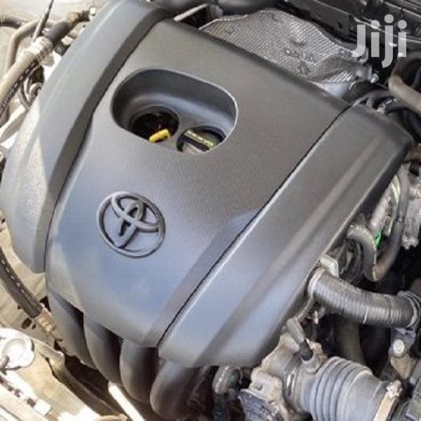 Archive: 2017 Toyota Yaris Ia Engine And Transmission