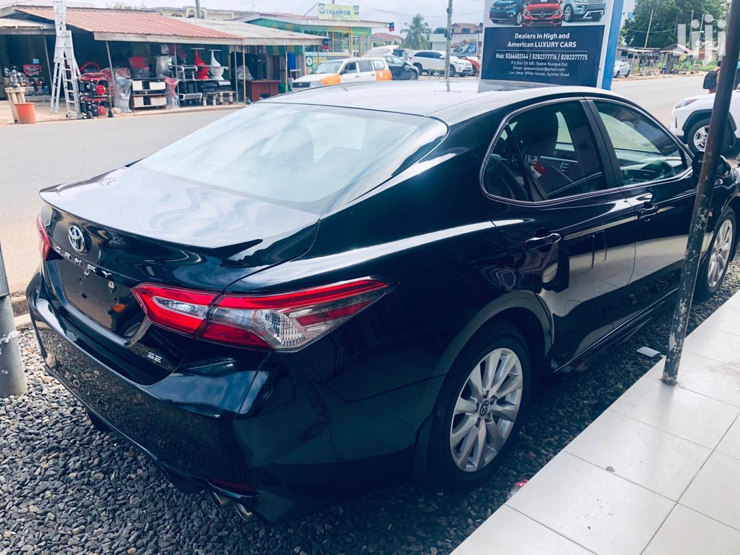 Toyota Camry 2017 Black | Cars for sale in Tema Metropolitan, Greater Accra, Ghana