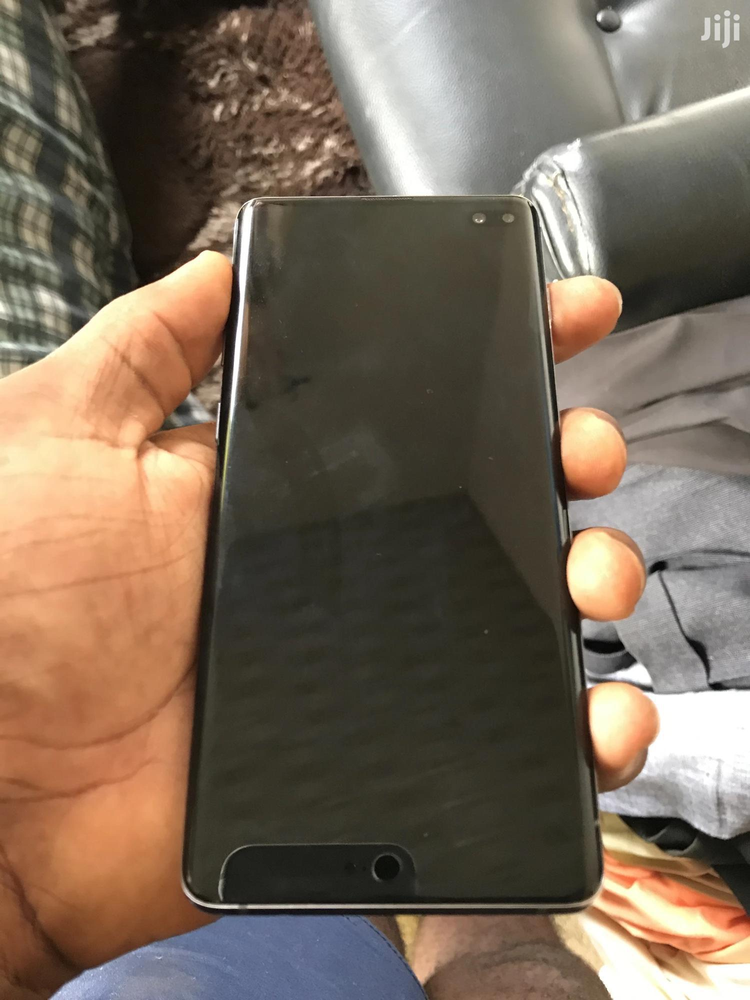 Archive: New Samsung Galaxy S10 Plus 128 GB Black