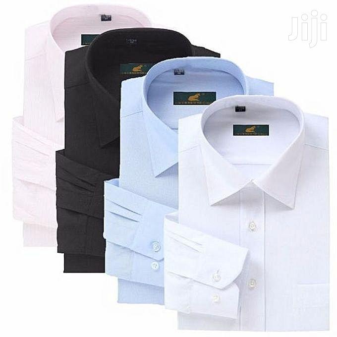 Quality Long Sleeve Shirt - 4 Pieces - Multicolour