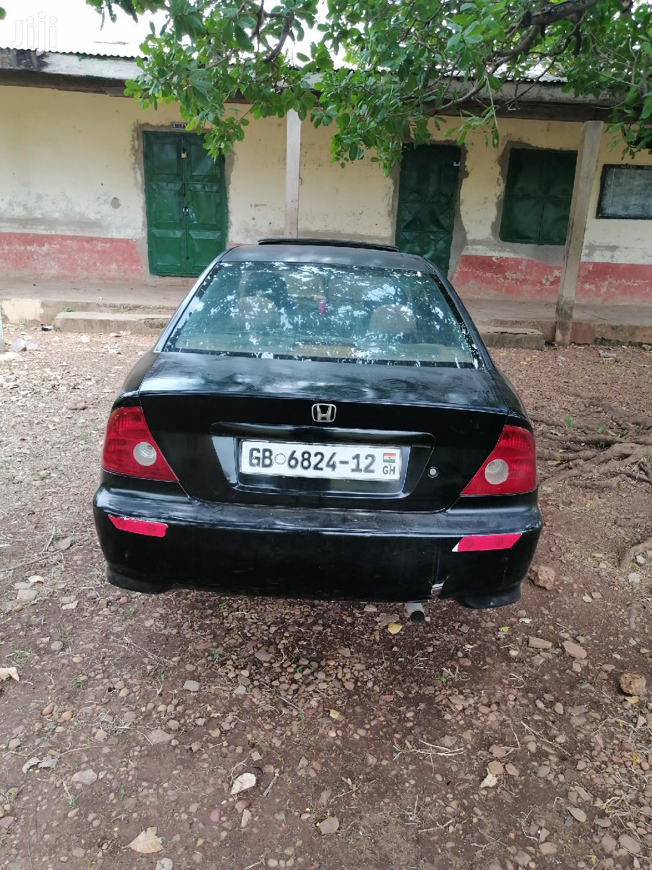 Honda Civic 2004 1.4i Sport Black | Cars for sale in Tamale Municipal, Northern Region, Ghana