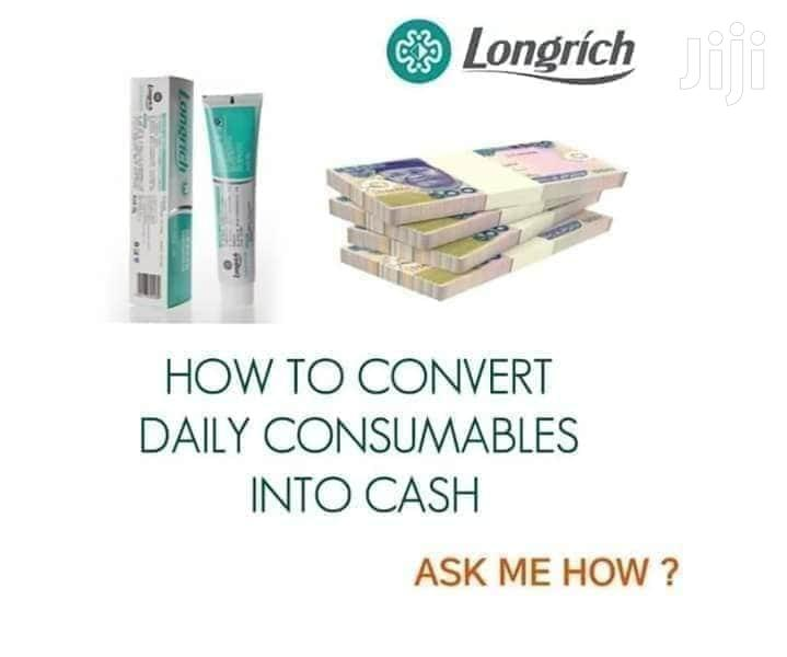 Longrich Toothpaste   Bath & Body for sale in Ashaiman Municipal, Greater Accra, Ghana