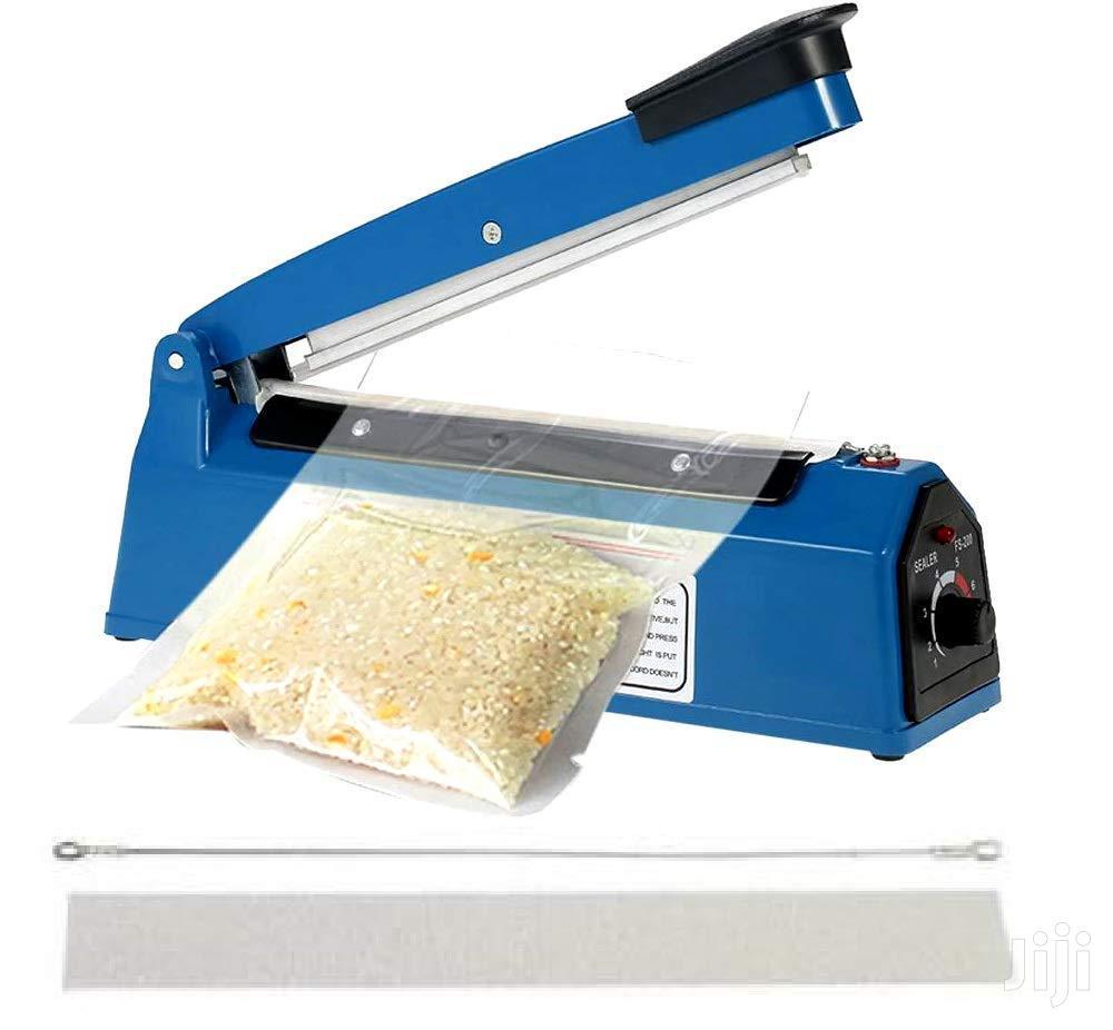 Heat Rubber Sealing Machine 300mm