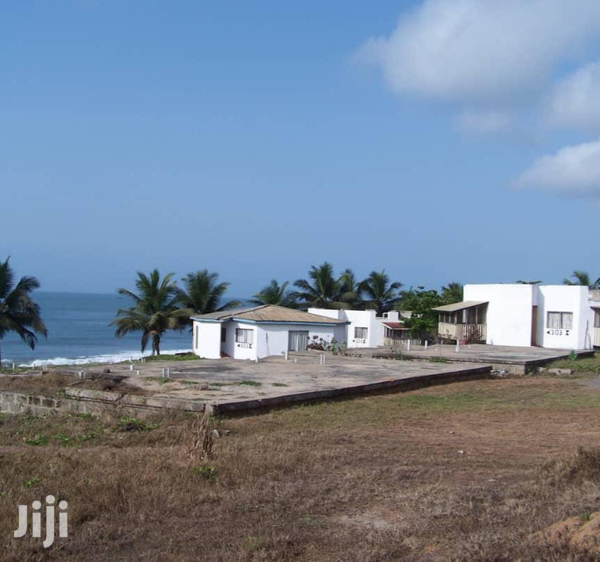 Beachfront Property for Sale at Cape Coast