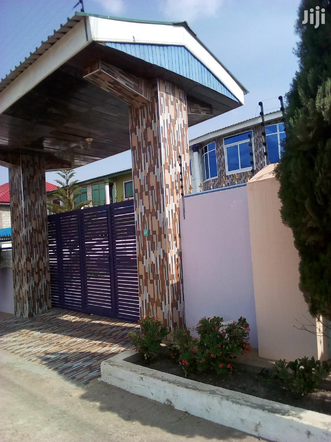 Newly Built 3bedroom Penthouse Selfcontain For Sale At Oyibi | Houses & Apartments For Sale for sale in Adenta Municipal, Greater Accra, Ghana