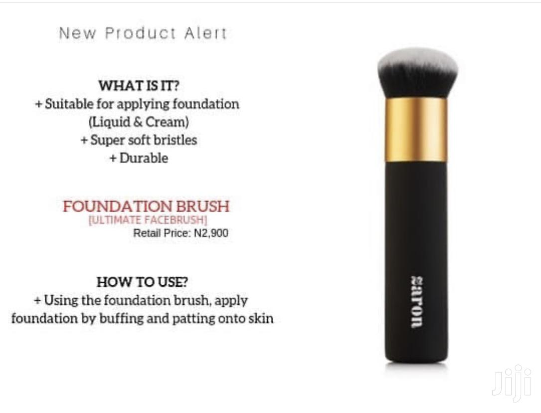 Archive: Foundation Brush