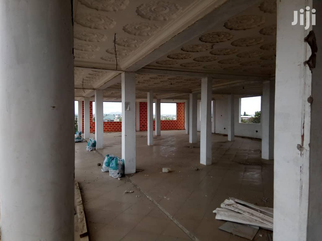 Archive: A Very Mega Church Auditorium In Kasoa Near Ofaakor For Rent