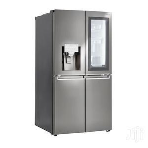 LG Door in Door Refrigerator   Kitchen Appliances for sale in Greater Accra, Achimota