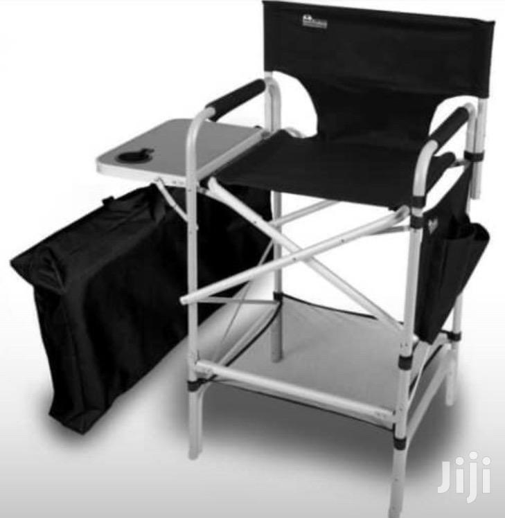 Aluminium Makeup Chair | Health & Beauty Services for sale in Lartebiokorshie, Greater Accra, Ghana