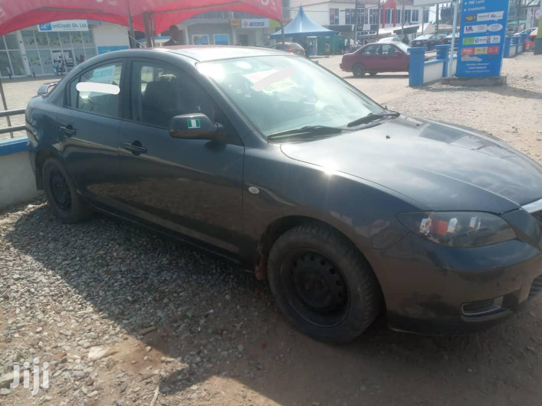 Mazda 3 2007 2.0 Individual Gray | Cars for sale in Ga East Municipal, Greater Accra, Ghana
