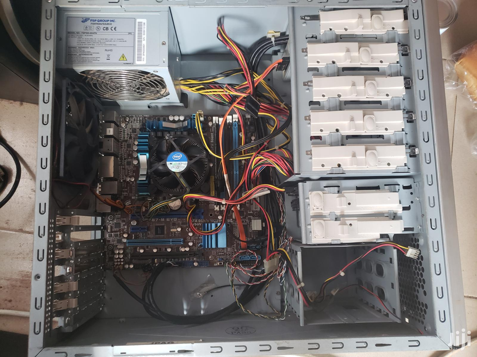 Archive: Desktop Computer Asus ROG G20CB 8GB Intel Core i7 HDD 1T