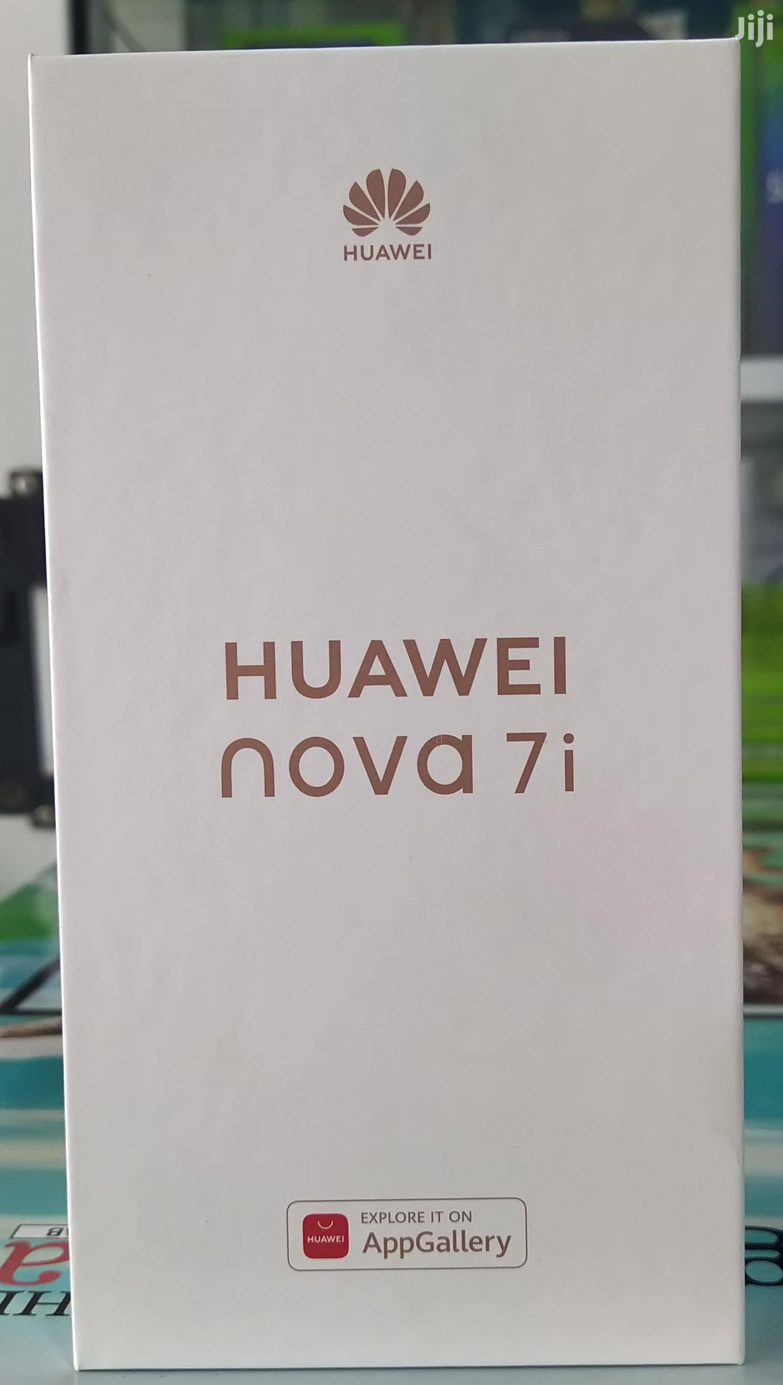 New Huawei Nova 7i 128 GB Black