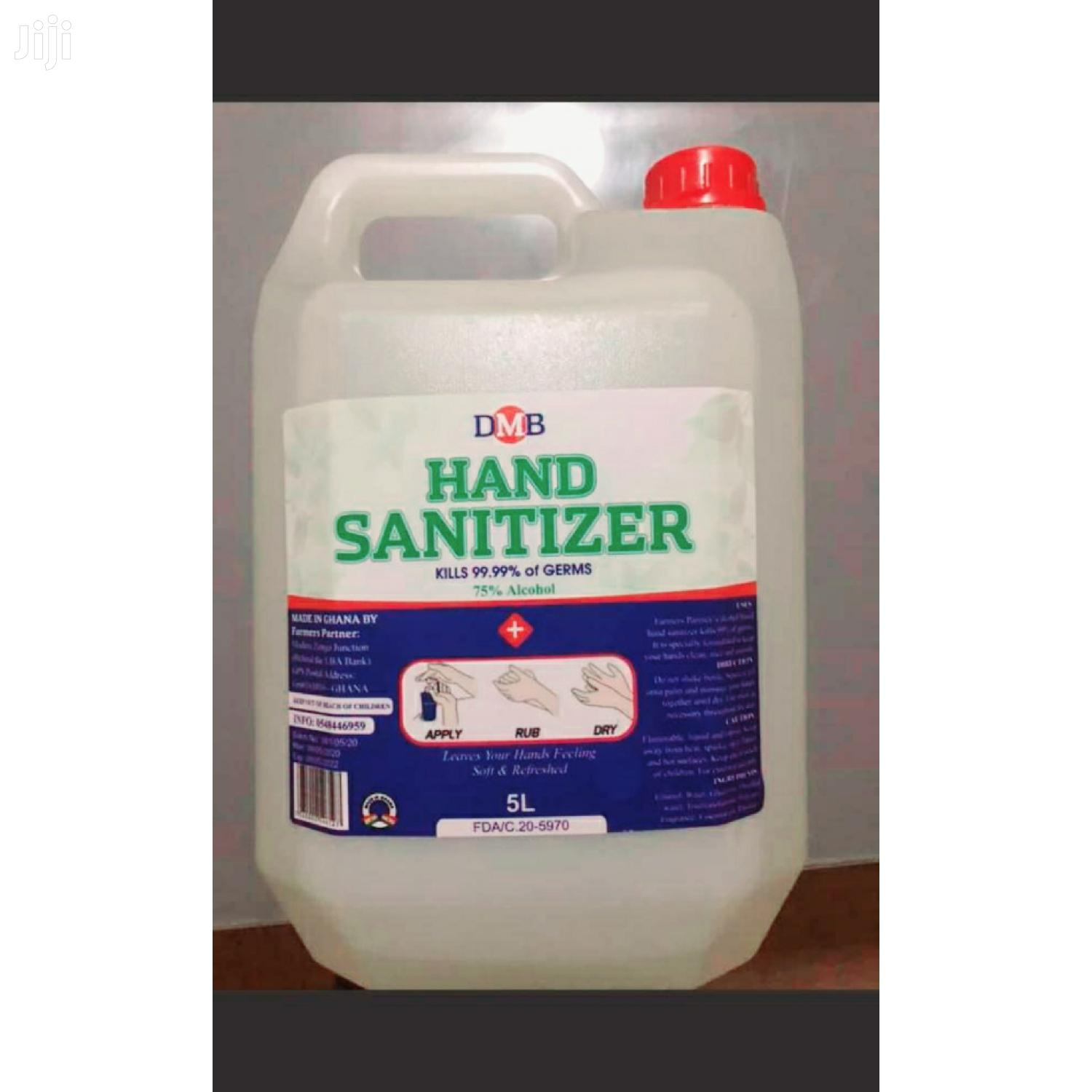 Hand Sanitizer | Skin Care for sale in Adenta Municipal, Greater Accra, Ghana