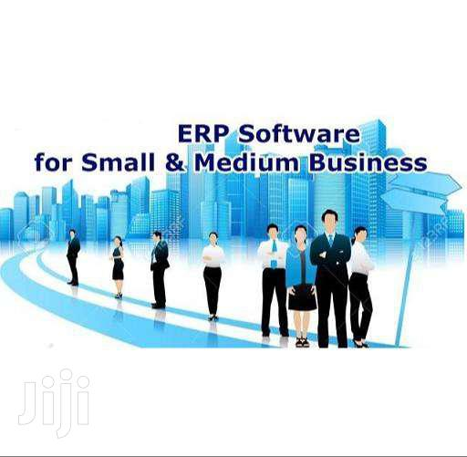 ERP & Business Management Software | Computer & IT Services for sale in Accra Metropolitan, Greater Accra, Ghana