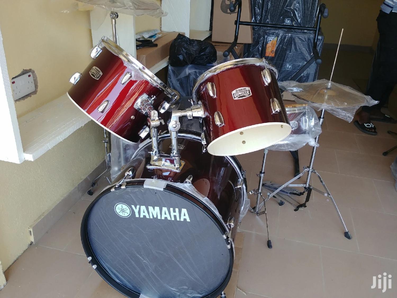 5pcs Yamaha GIGMAKER Drum Set