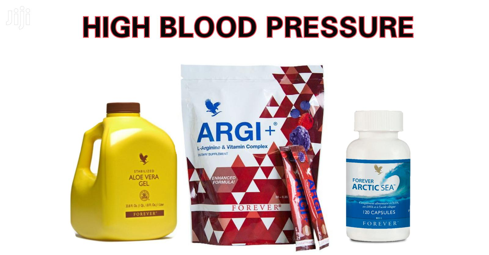 Supplements in Ghana for High Blood Pressure