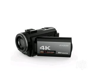 Andoer 4K Digital Video Camera Camcorder Ultra HD 48MP