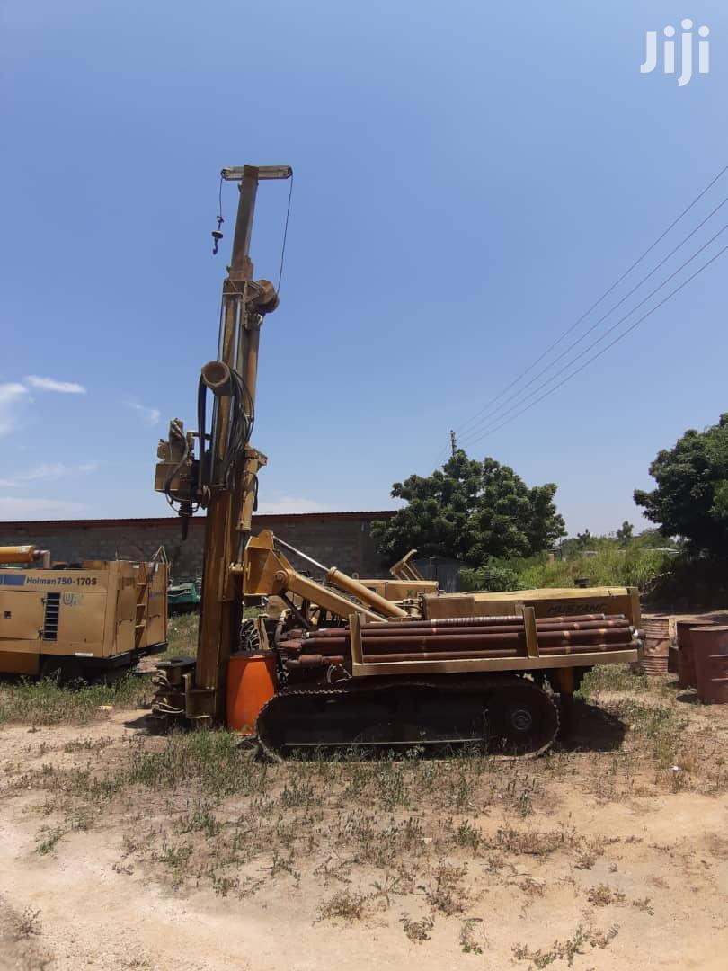 Atlas-copco Crawler Drilling Machine For Sale