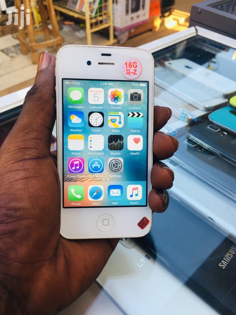 New Apple iPhone 4s 16 GB White